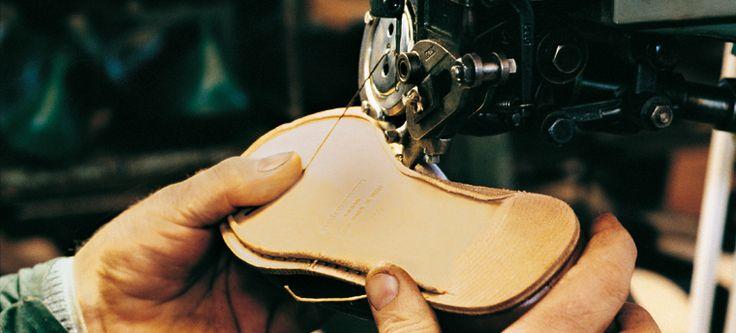 Lavorazione GoodYear per calzature artigianali - GoodYear Technique for handmade footwear