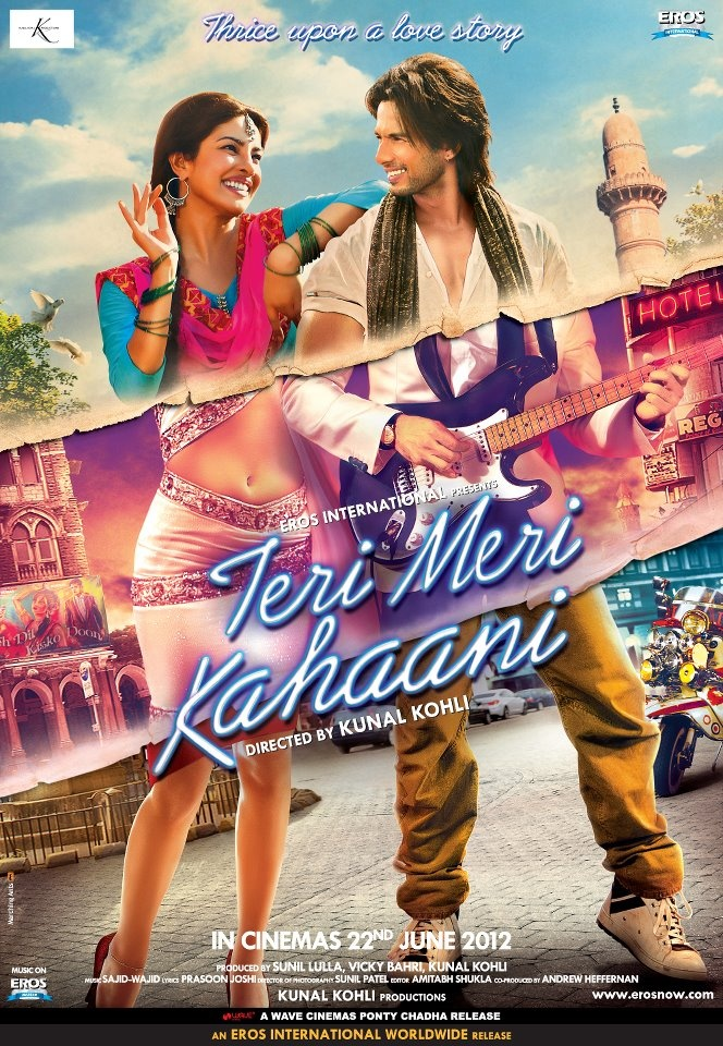 2012 - Vowing eternal love through all their reincarnated lifetimes, a couple comes together in different incarnations in this Bollywood drama set in 1960 Bombay, 2012 England and 1910 Punjab.     (want to watch)