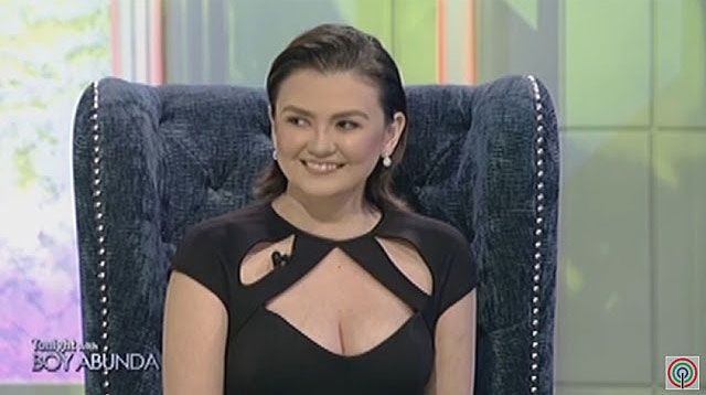 Angelica Panganiban Talks About Sex On 'Fast Talk'