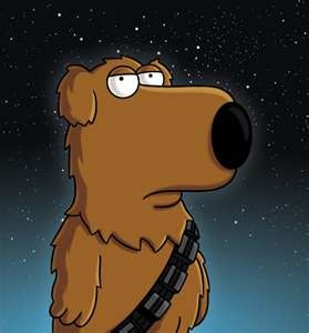 Brian Griffin ... Family Guy!