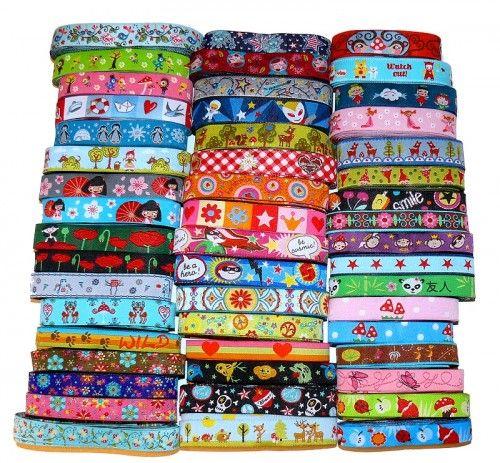 Farbenmix ribbons & binding