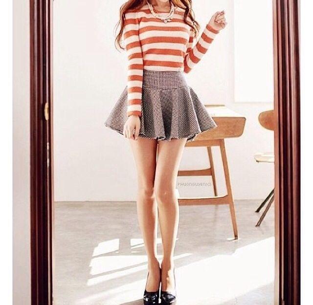 Ulzzang Fashion   CLOTHES!!!   Pinterest   Fashion Tops and Circles