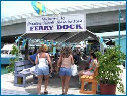 Nassau- Ferry boat taxi to Atlantis