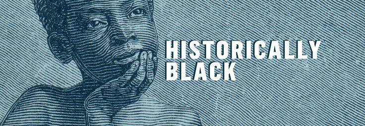 Historically Black - Podcasts #SoJustHistory
