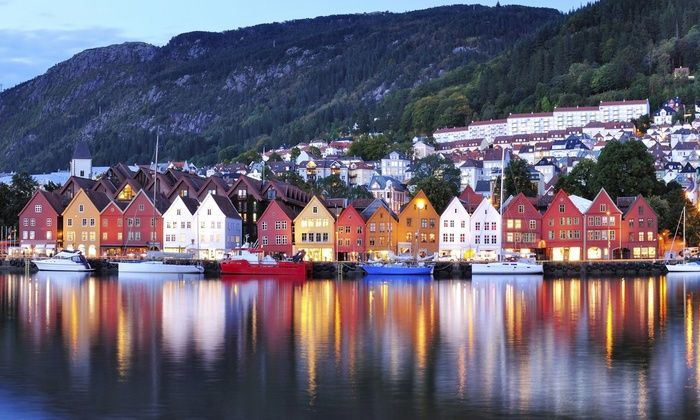 Tour of Norway with Airfare in Oslo   Groupon Getaways