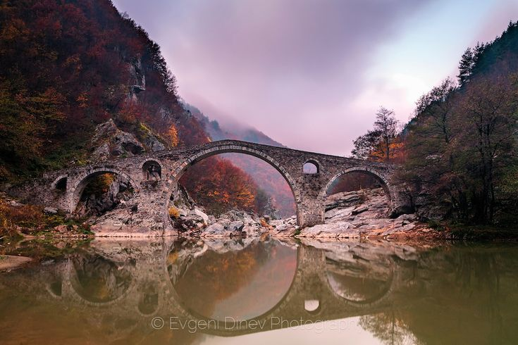 Devils Bridge,  Bulgaria,