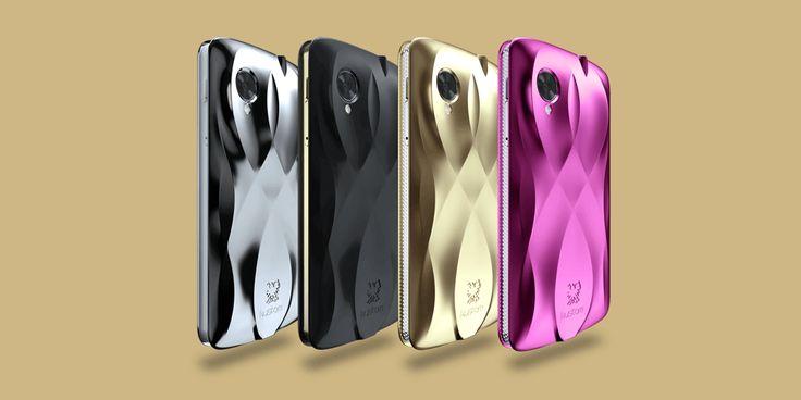 El celular más caro del mundo supera los veinte mil euros y puede tener incrustaciones de cristales Swarovski, rubí o zafiro. #FranciscoCayol