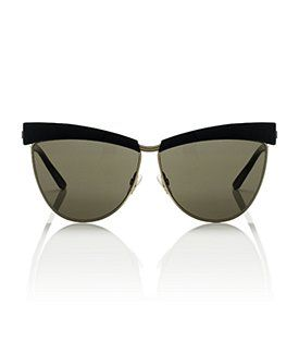 #cat eye sunglasses