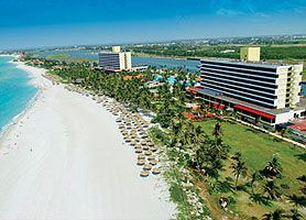 Hotel Playa Caleta Varadero is fun and affordable family vacation hotel right in the heart of Varadero, Cuba. Hotel Playa Caleta Varadero resort features one of Varadero's most stunning beaches lined with royal palm trees with the odd falling coconut available from beach vendors.