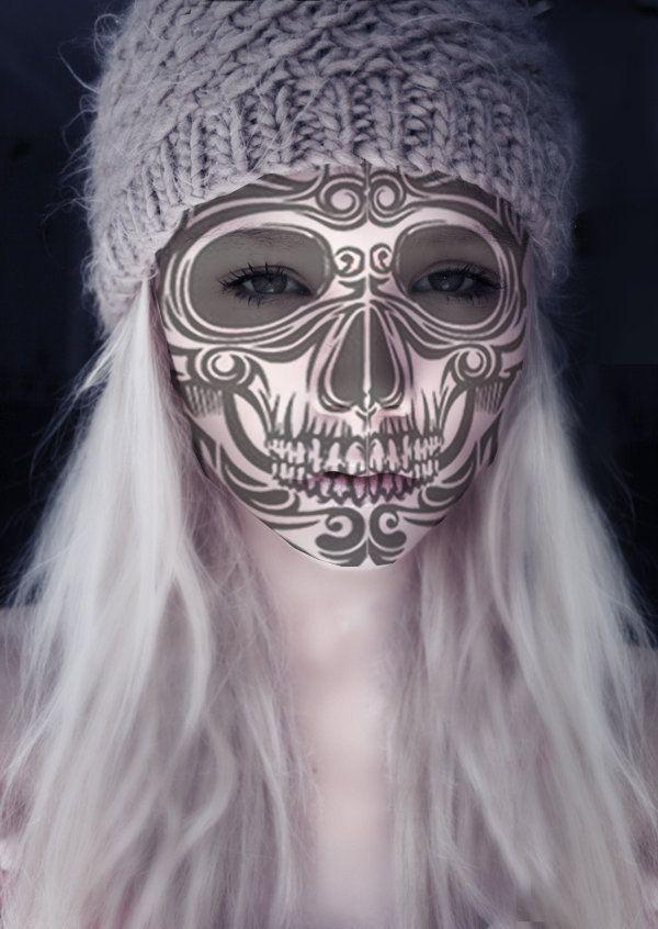 Sugar Skull . Day of the Dead.