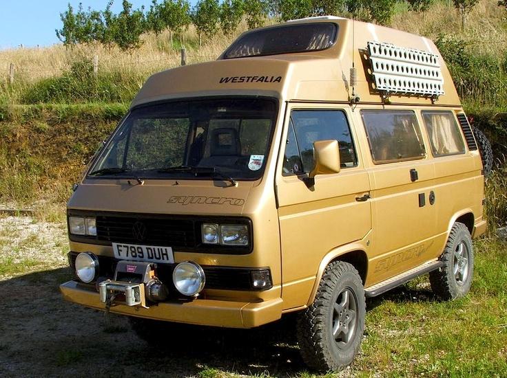 vw t3 syncro westfalia vw vans and campers pinterest. Black Bedroom Furniture Sets. Home Design Ideas