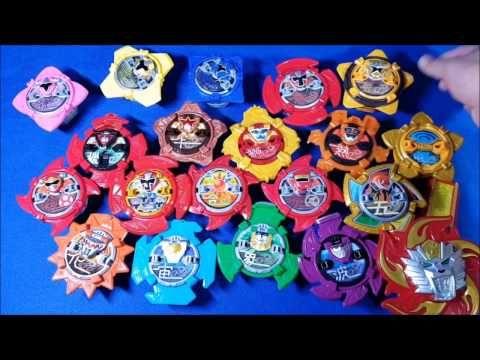 Power Rangers Ninja Steel toys All about Ninja Power Star - YouTube