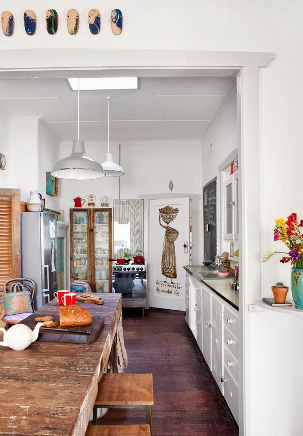 highheelers love this kitchen especially the table you can definitely work rest or play