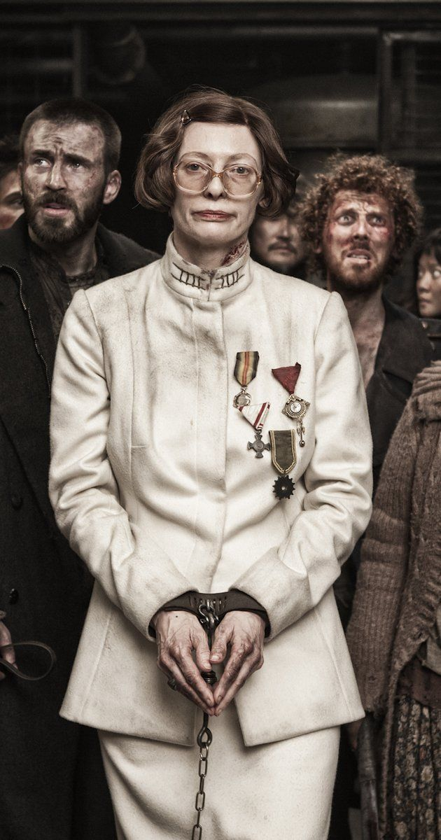 Snowpiercer (2013) photos,   - Oh, Tilda!