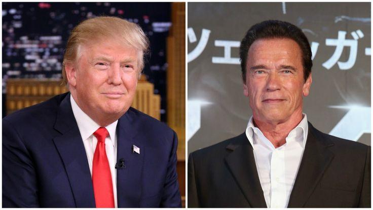 Arnold Schwarzenegger leaves 'Celebrity Apprentice' - and blames Trump for ratings drop