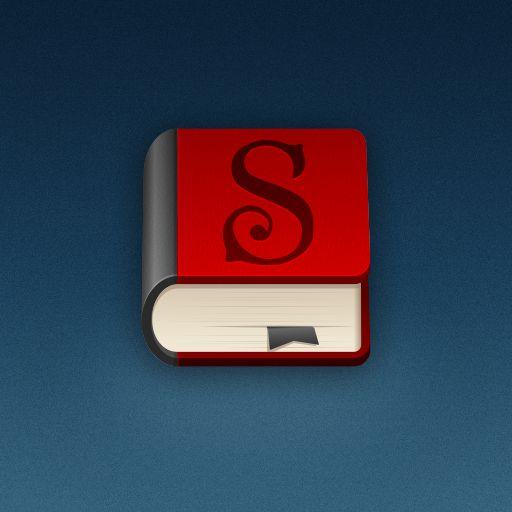 Sigil EPUB EBook Editor Icon by marc2o
