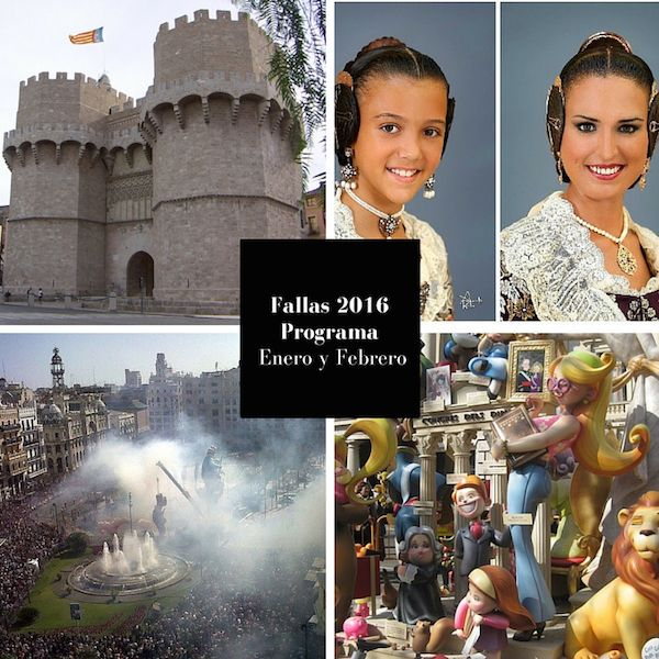 Programa de actos de las Fallas 2016 en enero y febrero - http://www.valenciablog.com/programa-de-actos-de-las-fallas-en-enero-y-febrero/