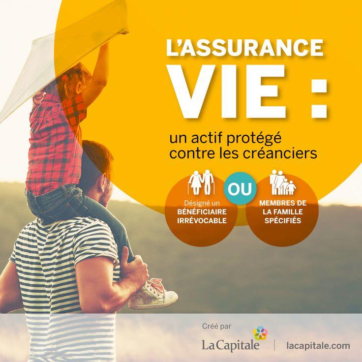L'assurance vie : un actif protégé contre les créanciers   La Capitale