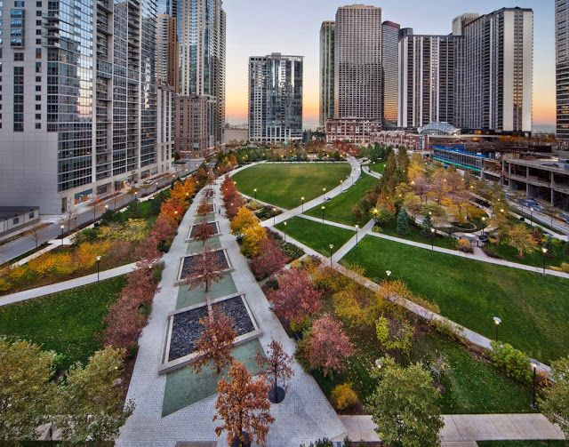 Parque urbano Más
