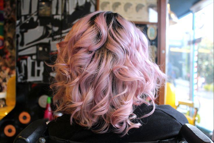 Rose hair www.eltallerdelpelo.com
