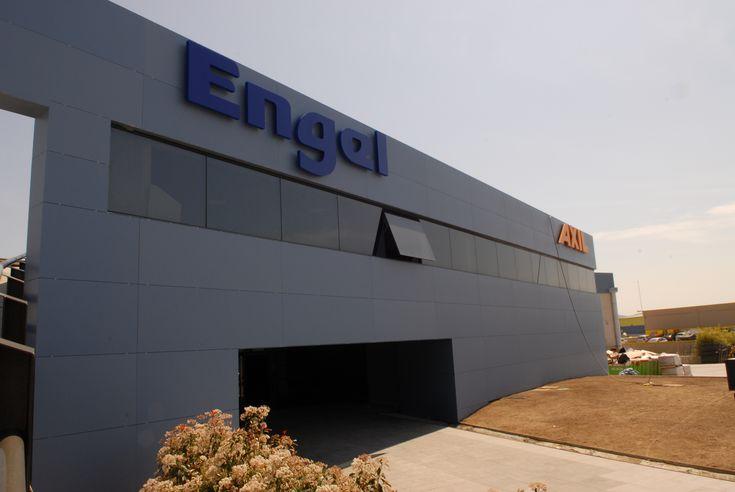 Centro Logístico Engel