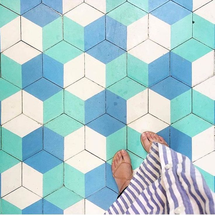 """10.1k Likes, 19 Comments - I Have This Thing With Floors (@ihavethisthingwithfloors) on Instagram: """"I've got the blues. Photo by @thebaeofbengal #ihavethisthingwithfloors #floors #victoria #blues"""""""