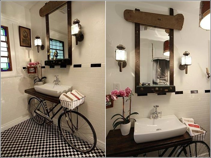Bathroom Vanities Used best 25+ bicycle sink ideas that you will like on pinterest