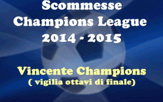 Scopri le quote per le scommesse sul vincente della Champions 2015: la Juve può insidiare inglesi e spagnole? #champions #calcio #championsleague