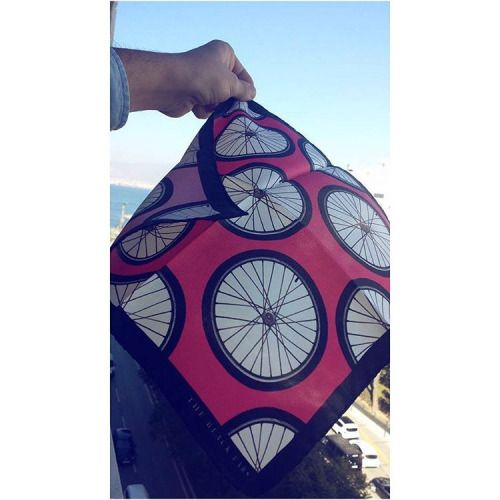 The Red Wheel | The Black Ears Silk Pocket Square Collection #theblackears #menstyle #pocketsquare #ridedapper #parisfashionweek #jointhegentry #menstyle #gq #instyle #gentlemansride #dapper #silk #shovelhead #caferacer #bobber #giftforhim #perfectgift #classicmotorcycle #modernclassic #onlineshop  #giftformen #menswear #triumph #honda #harleydavidson #dapperedman #fashionblogger #distinguishedgentlemansride #pfw