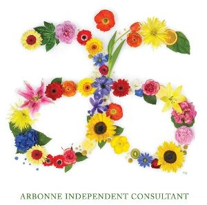 ARTISTS SALON & SPA happy to, once again, have Karen Thompson support #SFAC 5 Event with Arbonne Product & Services