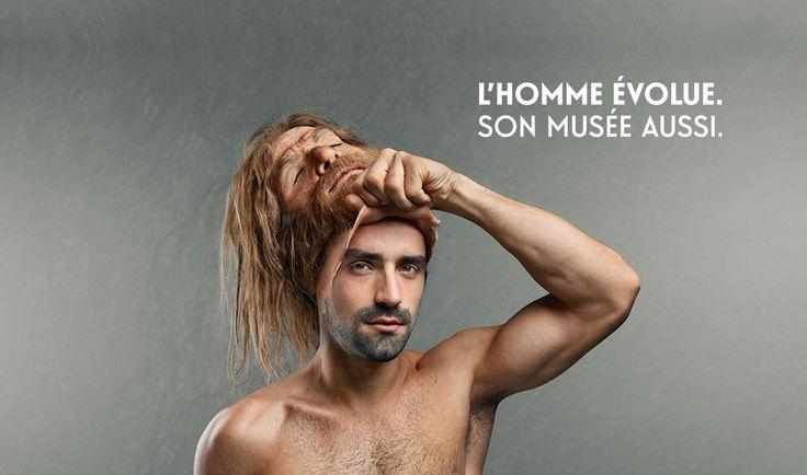 Musée de l'homme - Trocadéro -