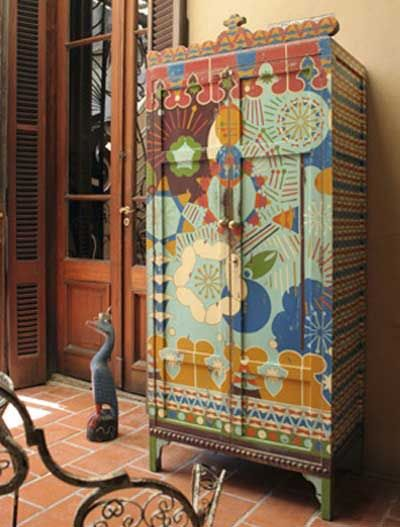 1000 ideas sobre puertas de armarios viejos en pinterest - Armarios antiguos pintados ...