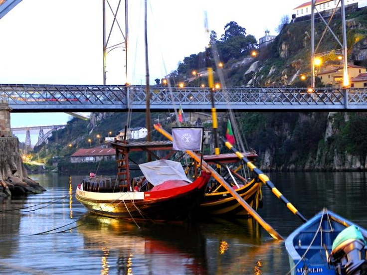Rabelo Boat, a special kind only found in Porto City by Pedro Fonseca http://www.facebook.com/oportocity