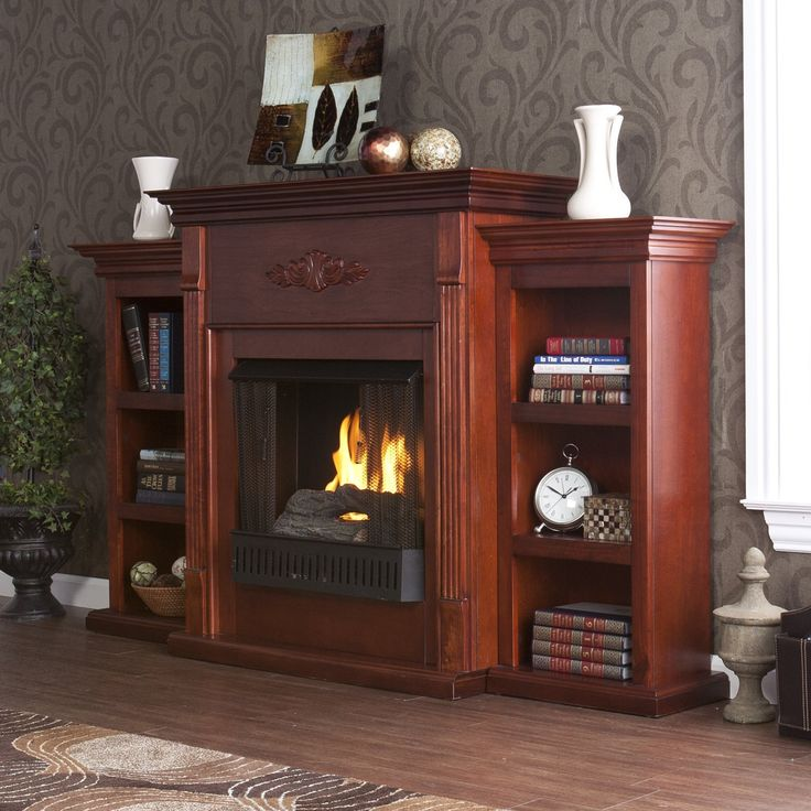 17 Best Images About Fireplaces And Mantles On Pinterest
