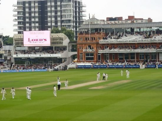 Lord's Cricket Ground  - London. Tours. Marylebone Cricket Club, St John's Wood, London, NW8. Mon- Sun. 11:00-12-2:00. (check times in advance), St John's Wood station. Free with LP. (pg110)