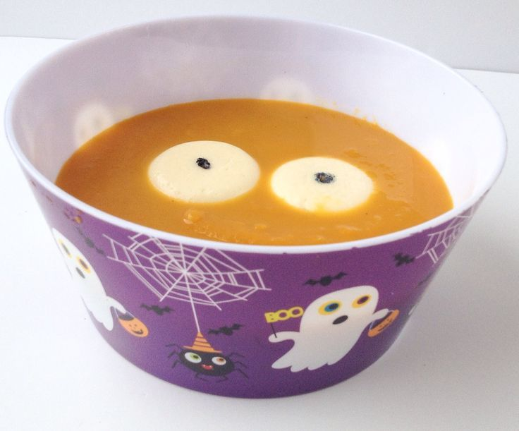Spooky Carrot Soup and Soup Maker Review - Jo's Kitchen