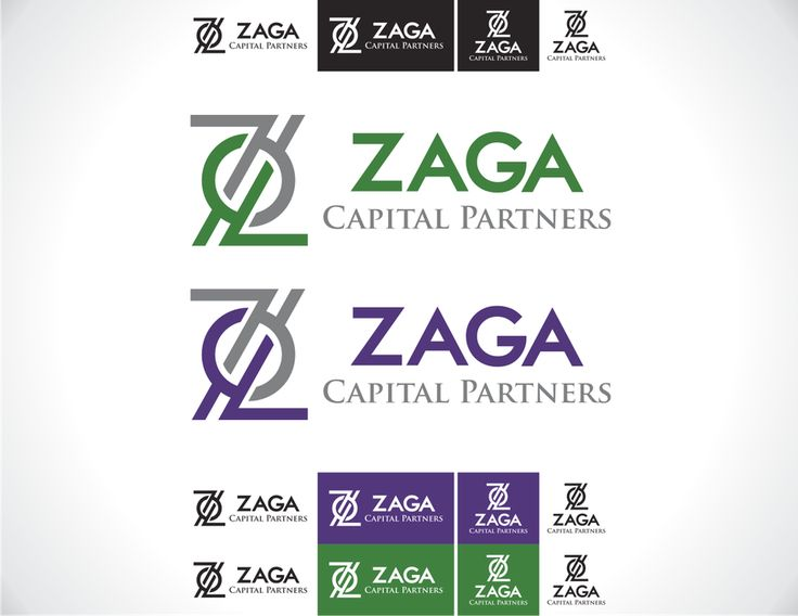 New logo wanted for ZAGA Capital Partners by GiaKenza