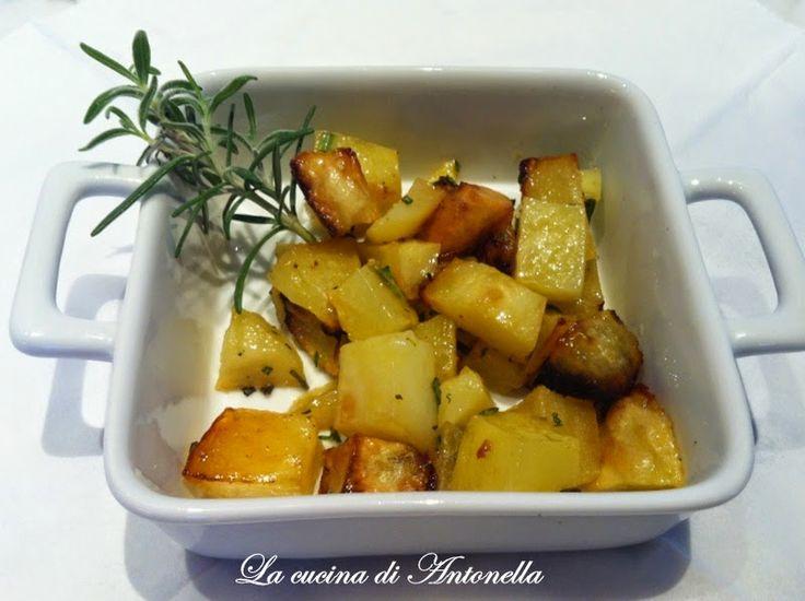 LA CUCINA DI ANTONELLA: Patate al forno con rosmarino fresco