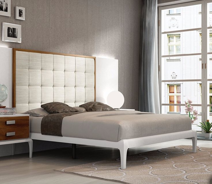 ESF Furniture Malaga Queen Size Bed For $2615