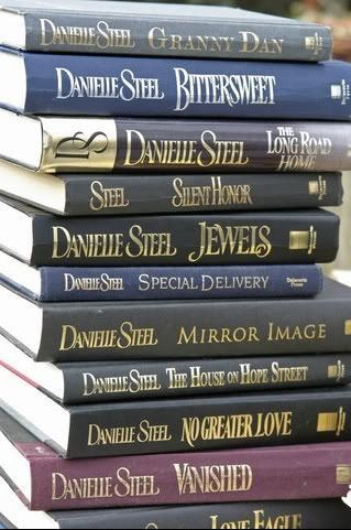 Always a simple good romantic read... Danielle Steel