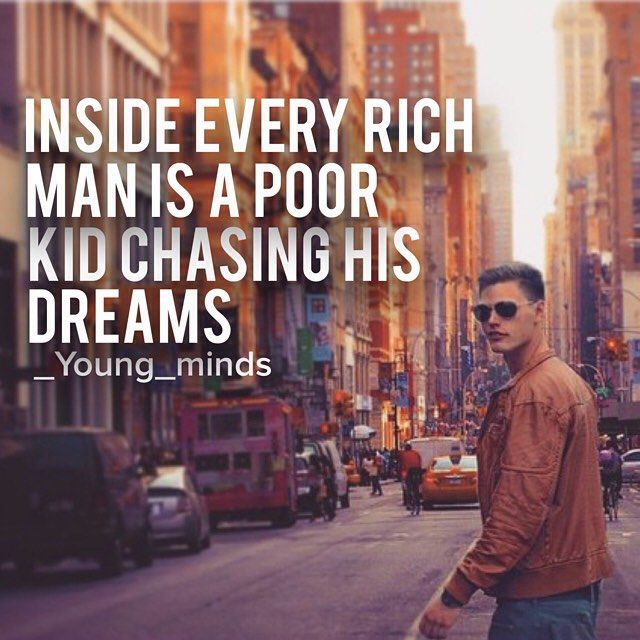➖➖➖➖➖➖➖➖➖➖➖➖➖➖➖ Inside every rich man is a poor kid chasing his dreams. It's the process that makes you rich not the destination. ➖➖➖➖➖➖➖➖➖➖➖➖➖➖➖ Follow the luxurious lifestyle with @luxurious.and.lavish ➖➖➖➖➖➖➖➖➖➖➖➖➖➖➖ Inspiration via- @millionaire.incorporated ➖➖➖➖➖➖➖➖➖➖➖➖➖➖➖