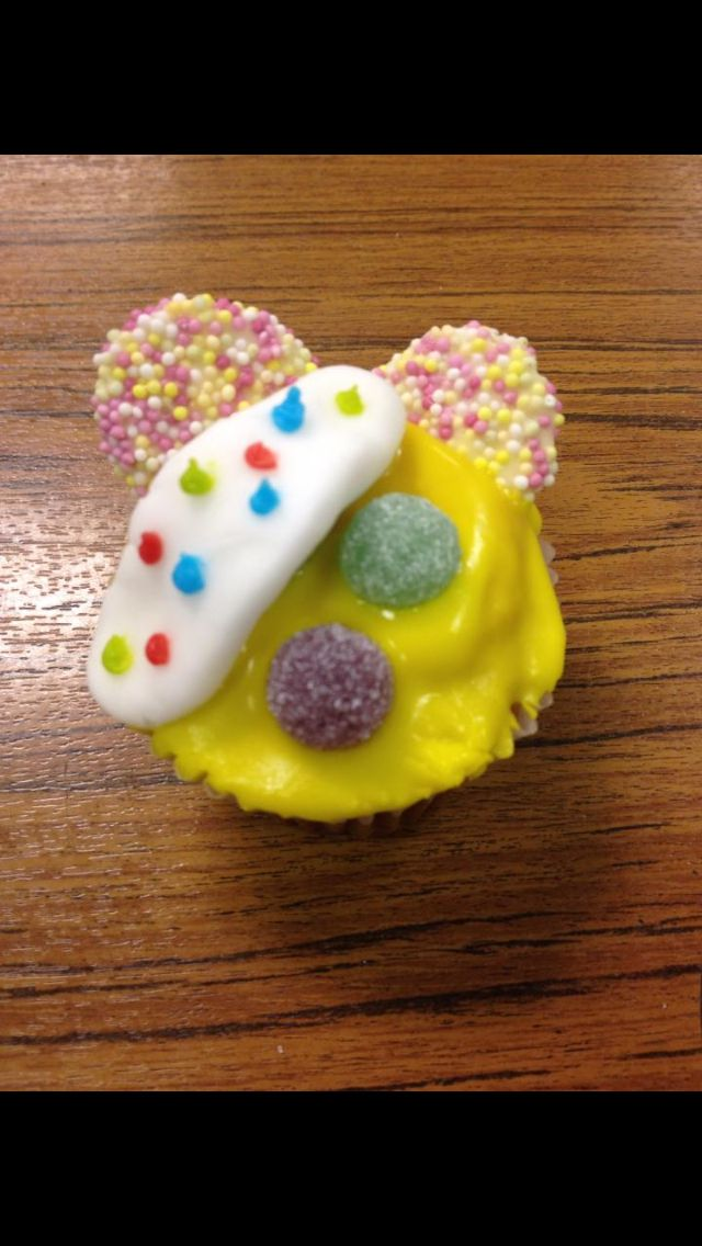 Children in Need - Pudsey cake
