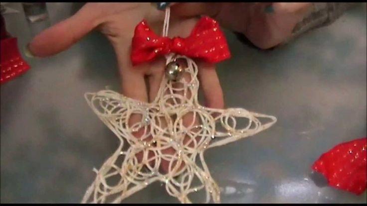 #Addobbi Natalizi Fai da Te: Come Fare una #Stella con lo Spago – #VIDEO #TUTORIAL http://www.comefaremania.it/addobbi-natalizi-fai-te-stella-lo-spago-video-tutorial/ #faidate #comefare #natale