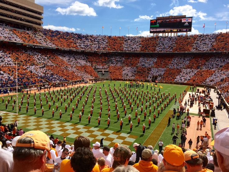 Tennessee Vols Man Cave Ideas : Look russell there we are all in orange under the big