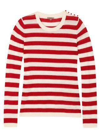 Jigsaw striped jumper, £89