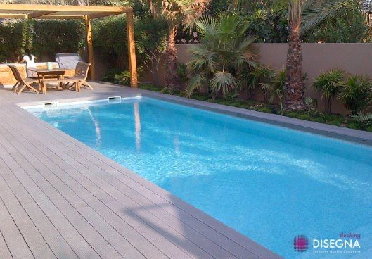 Add instant coastal appeal to your decking with the Disegna Nature Teka!