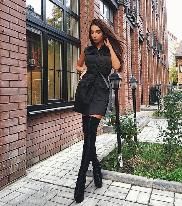 Роскошные наряды 😍😍😍 на самых красивых девочках 💋 платье пиджак для холодной осени 🔥Хорош как с туфлями так и сапожками ❤️в черном, красном, голубом 🌺 В нашей студии во всех цветах ❗️💋 Внимание ❗️Появилось очень много мошенников с нашими фото ❗️Все наши фото оригинальные, и принадлежат бренду DS ❗️Заказывая �