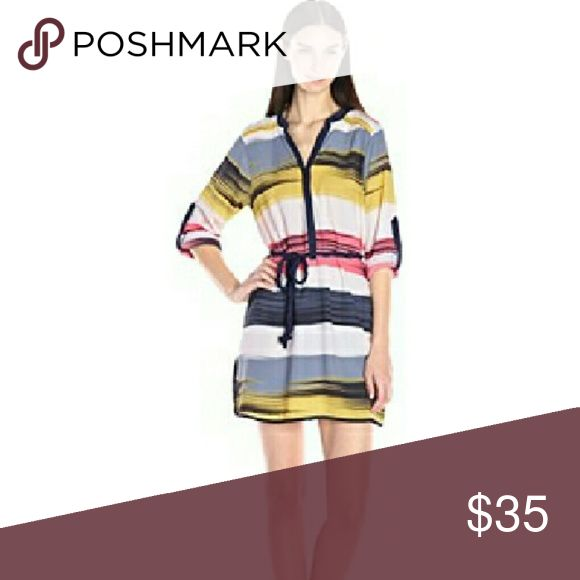 Long sleeve plus size dress Long sleeve striped plus size dress 100% viscose this item is also true to size misa Los Angeles  Dresses Long Sleeve