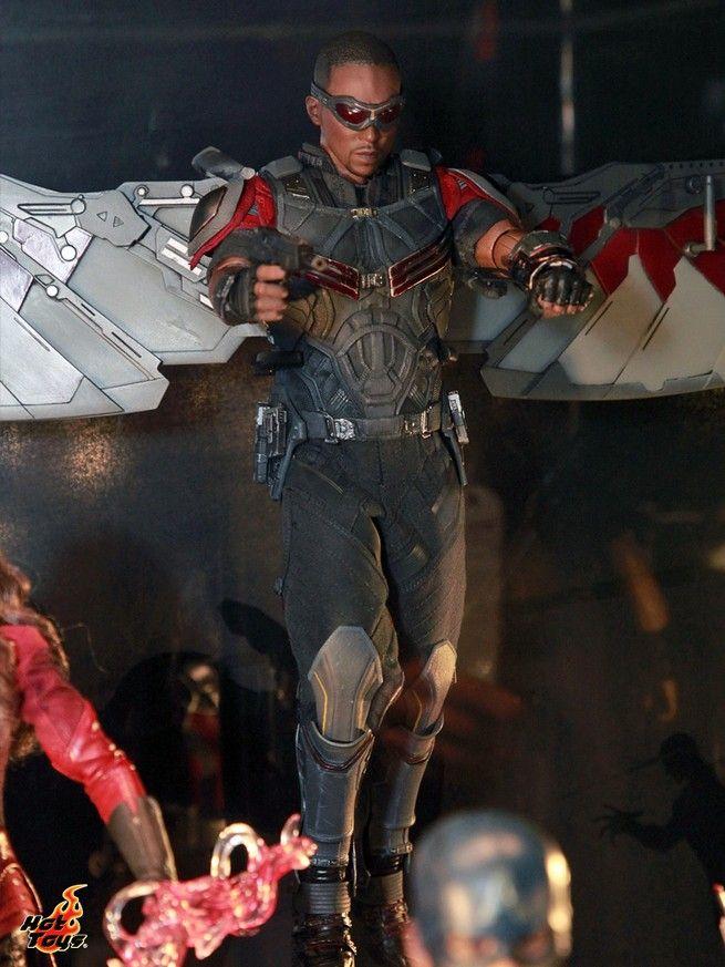 Captain America: Civil War' - 'Falcon'