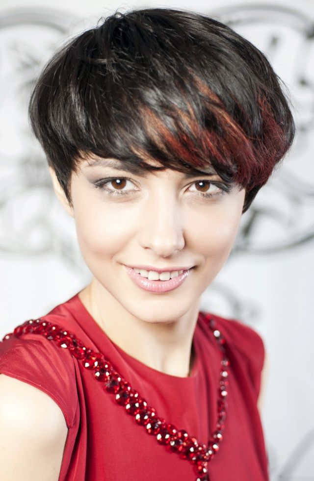 #pixie #inoa #lorealprofessionnel #hairstyle #shorthair #androgin